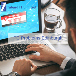 PC Problems Edinburgh
