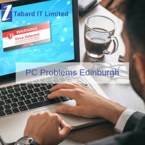 PC Problems Edinburgh