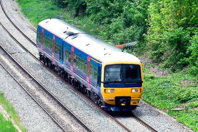 Class 165 DMU (with WiFi?) by Jozef Sowa (via Shutterstock).