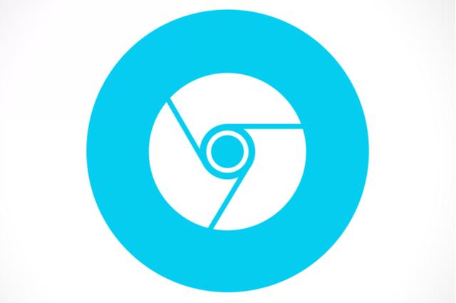 Google Chrome 56 logo by Ann Shend (via Shutterstock).