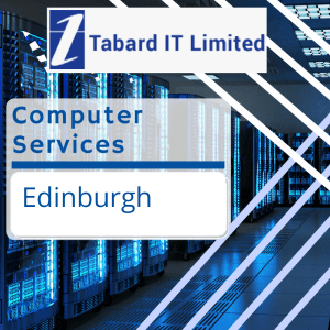 computer services edinburgh
